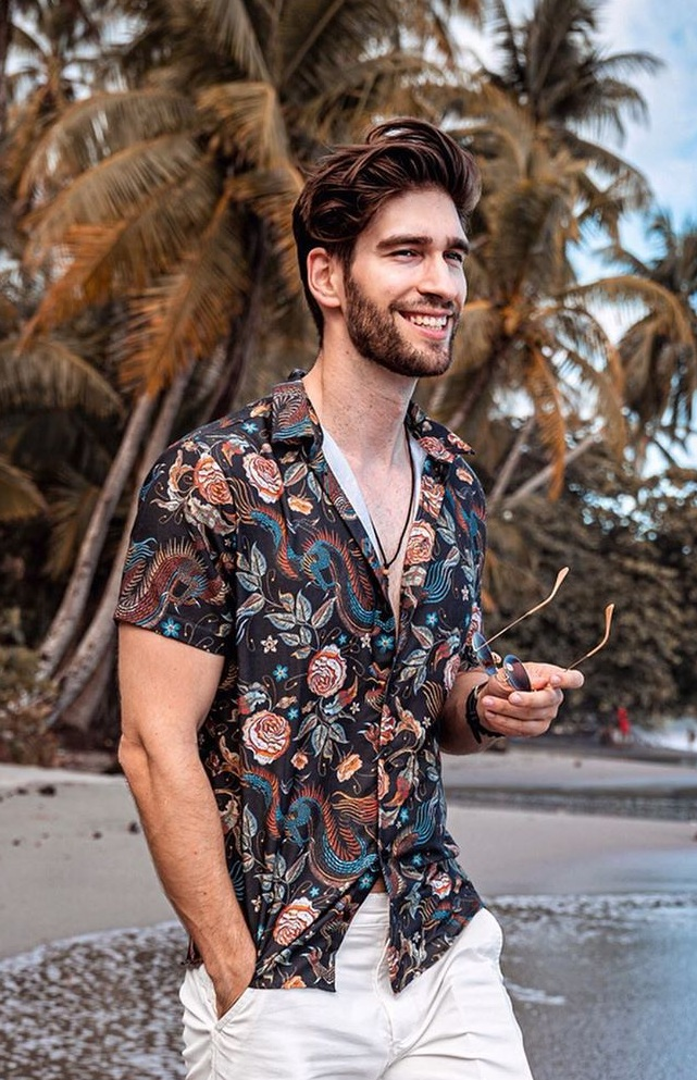 10 Printed Shirts For Your Summer Wardrobe