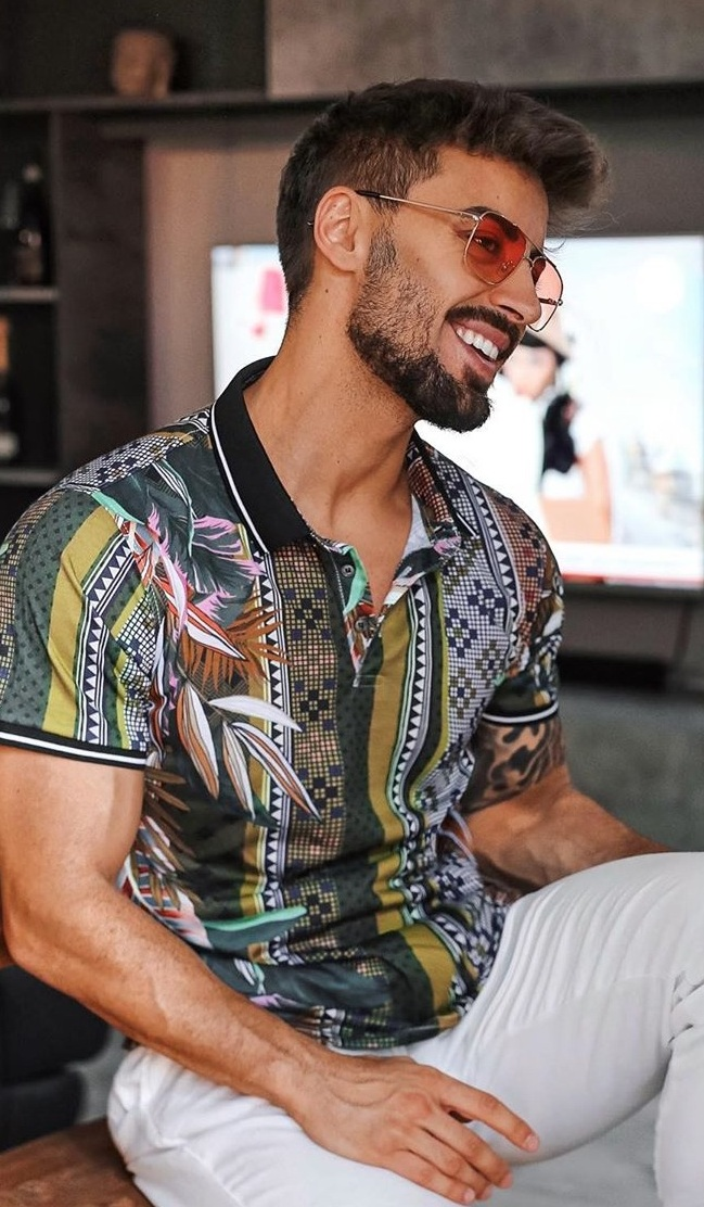 Best Printed Shirt Outfits for Men