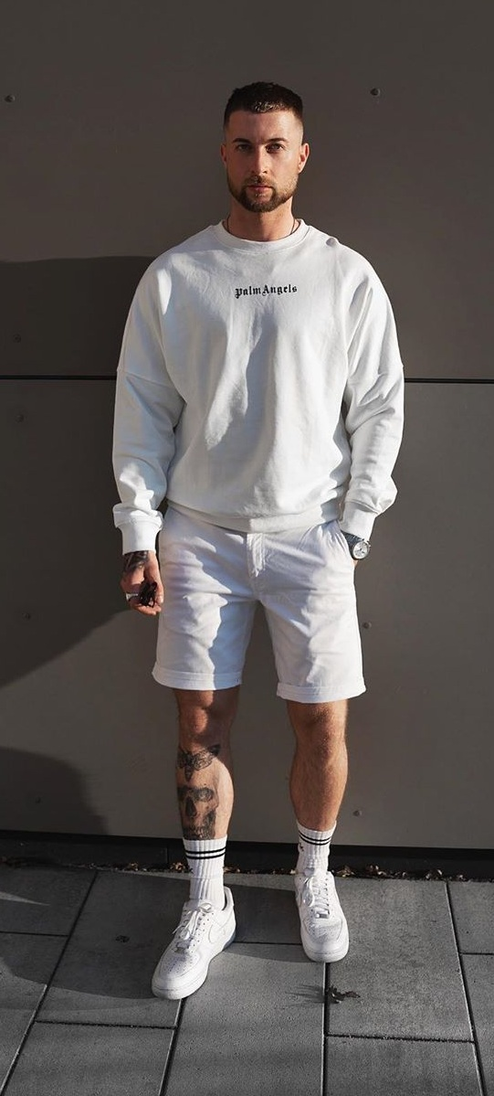 5 All White Outfits To Beat The Summer Heat