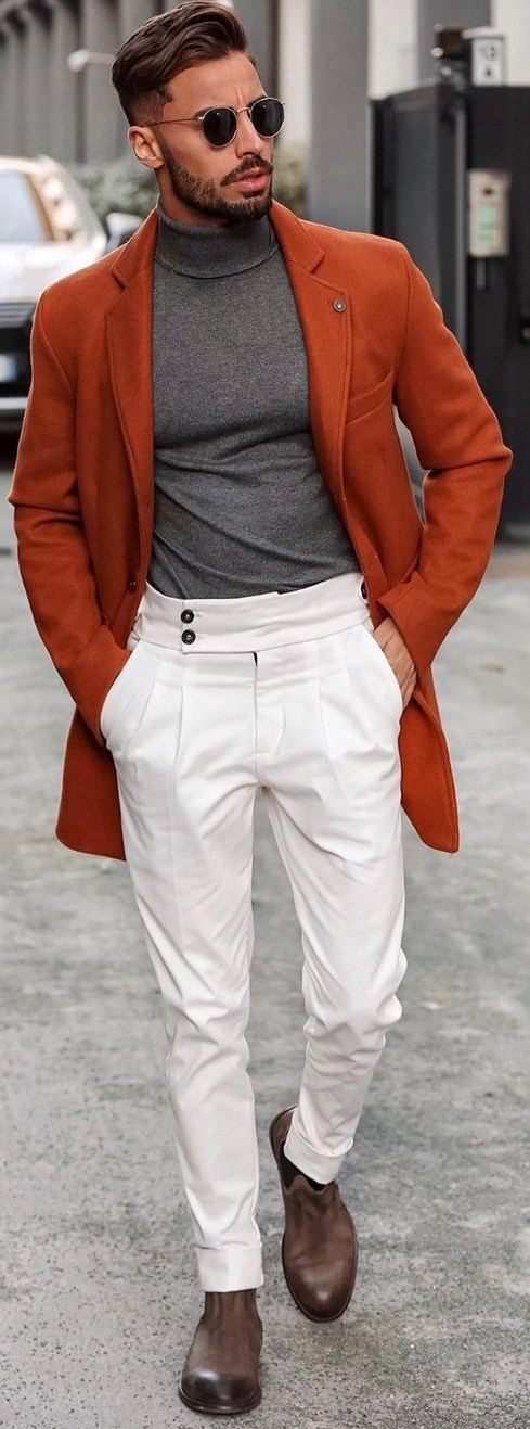 10 Stylish Fall Coats for Men