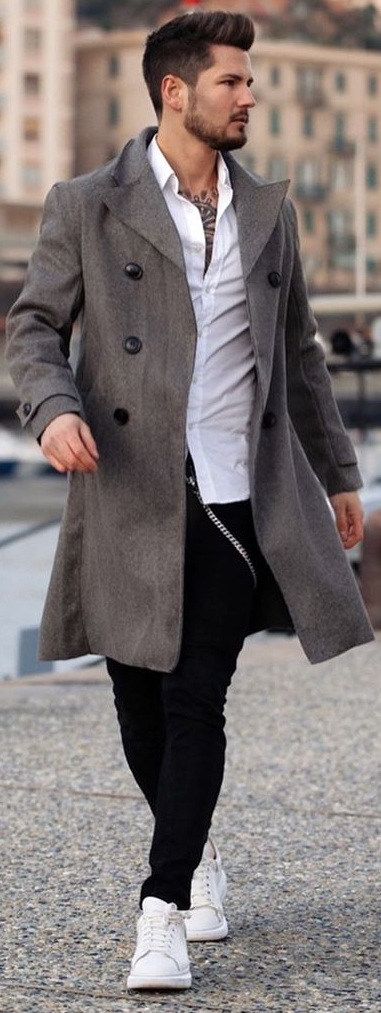 Stylish Ways to Wear The Fall Coat This Season