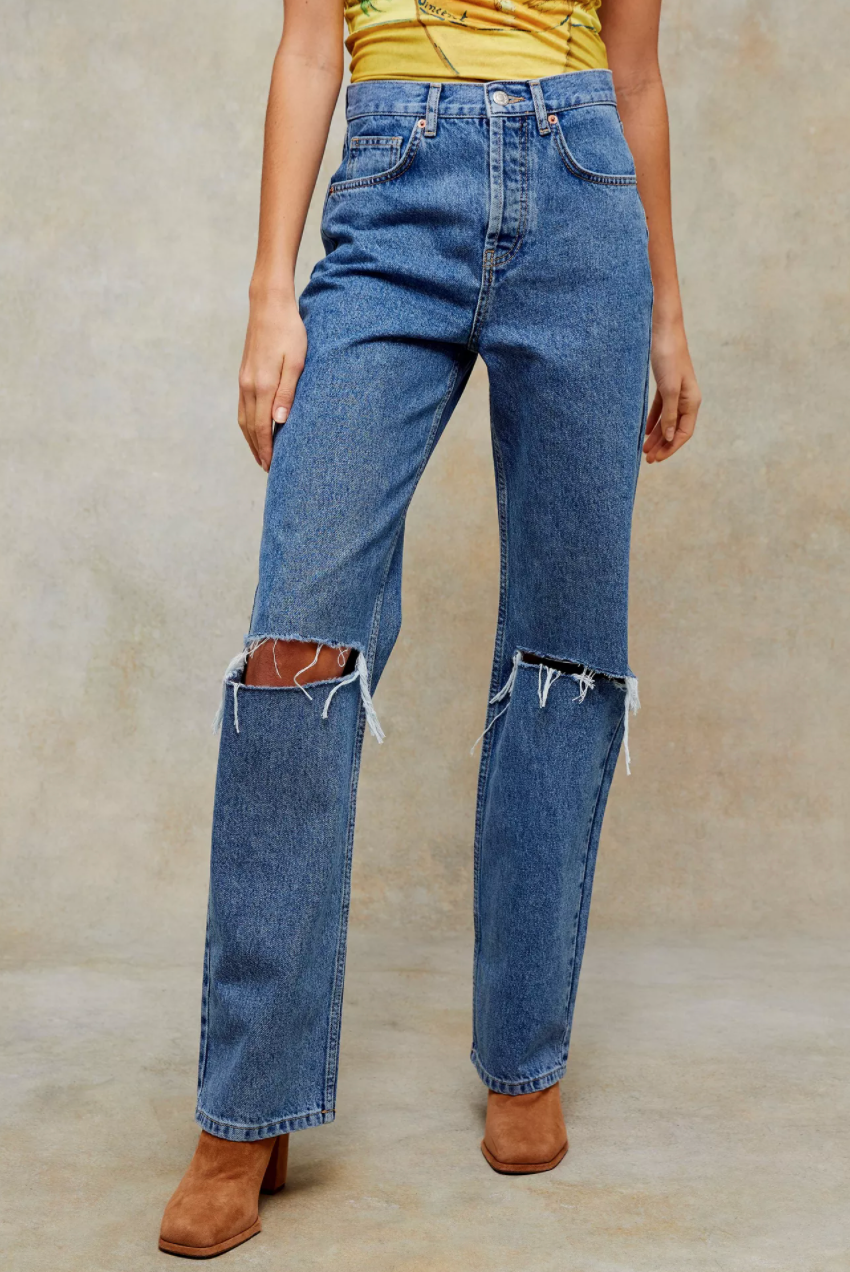 A Bunch Of Topshop Favorites Are Up To 50% Off