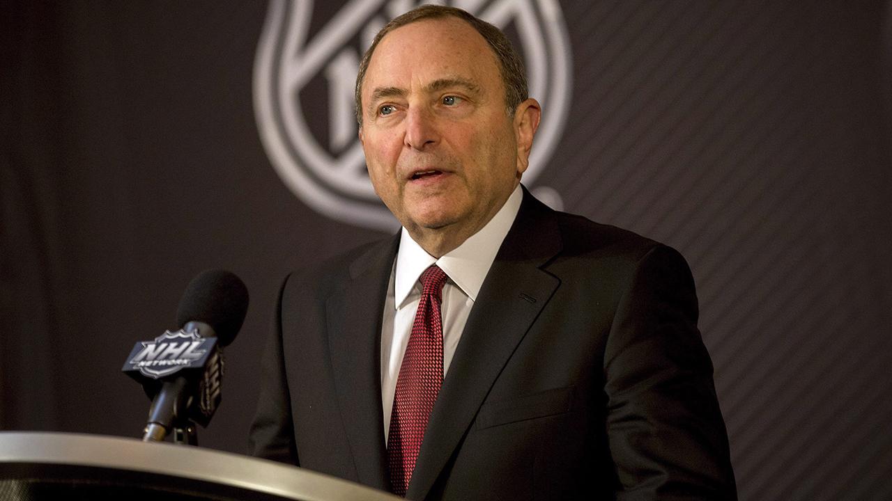 Bettman talks temporary realignment, possible hubs for upcoming NHL season