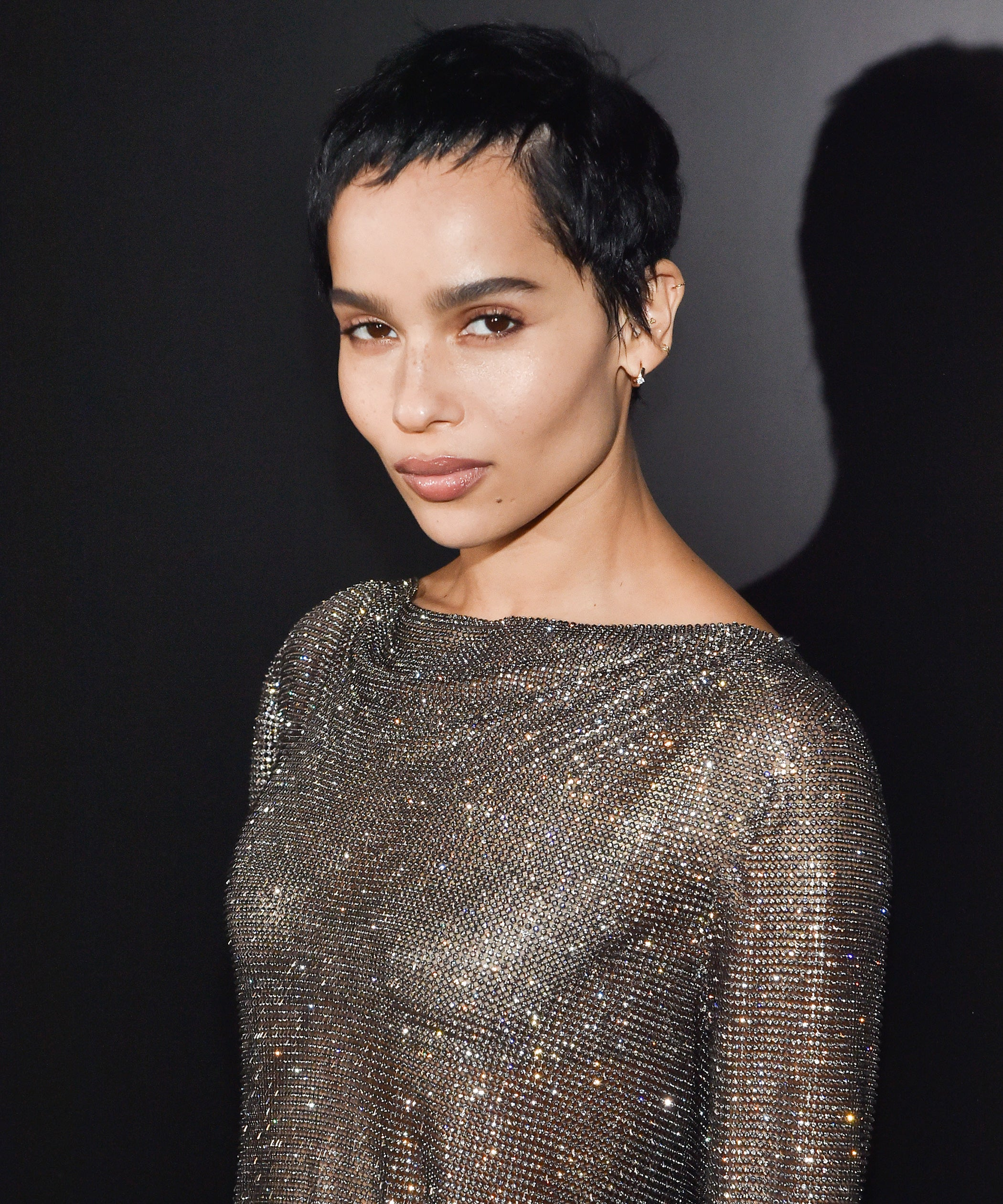July 15th - Casio Exilim Mobile Launch - Zoe Kravitz at