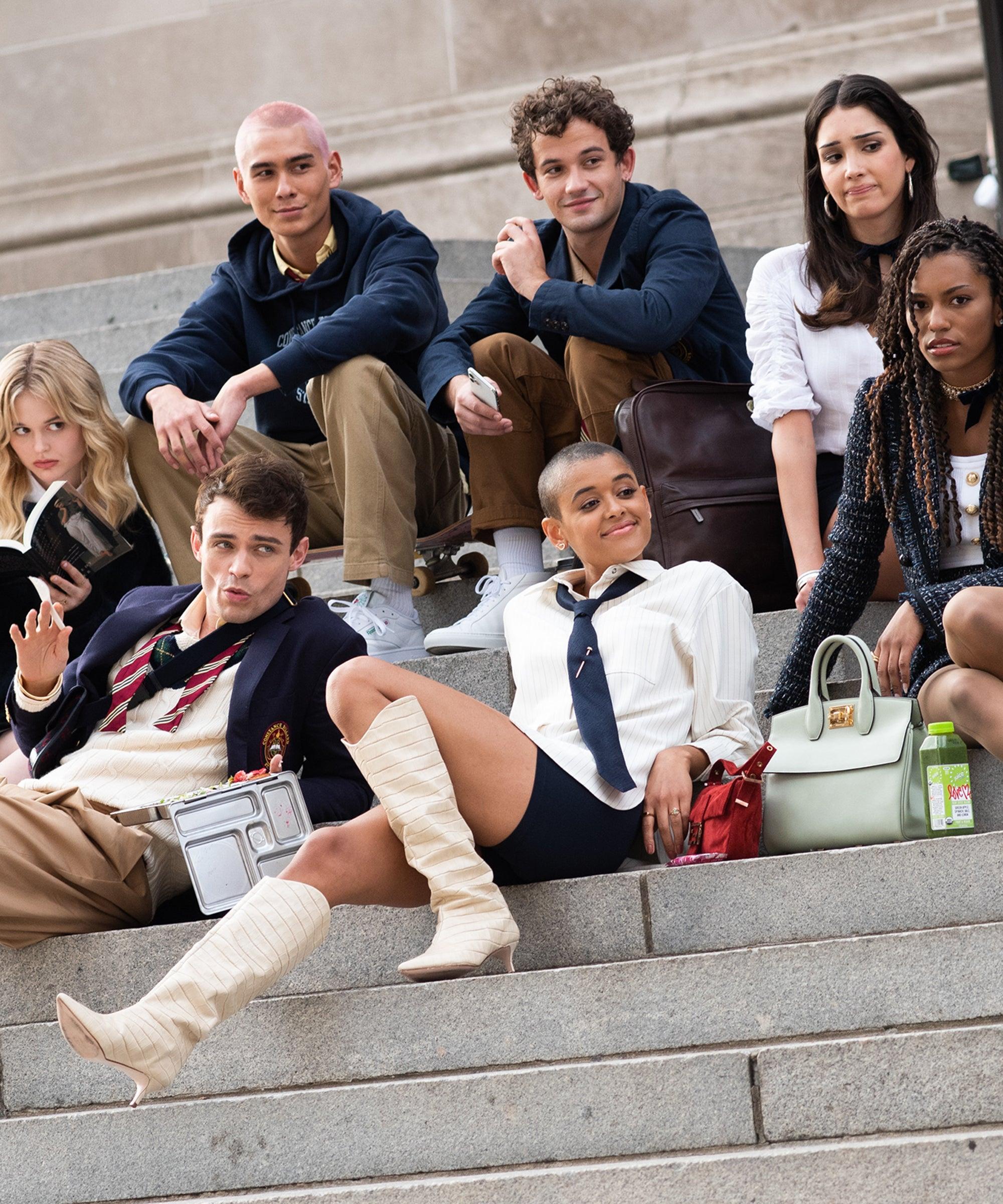 Gossip Girl's Reboot Will Feature A Christopher John Rogers Runway Show