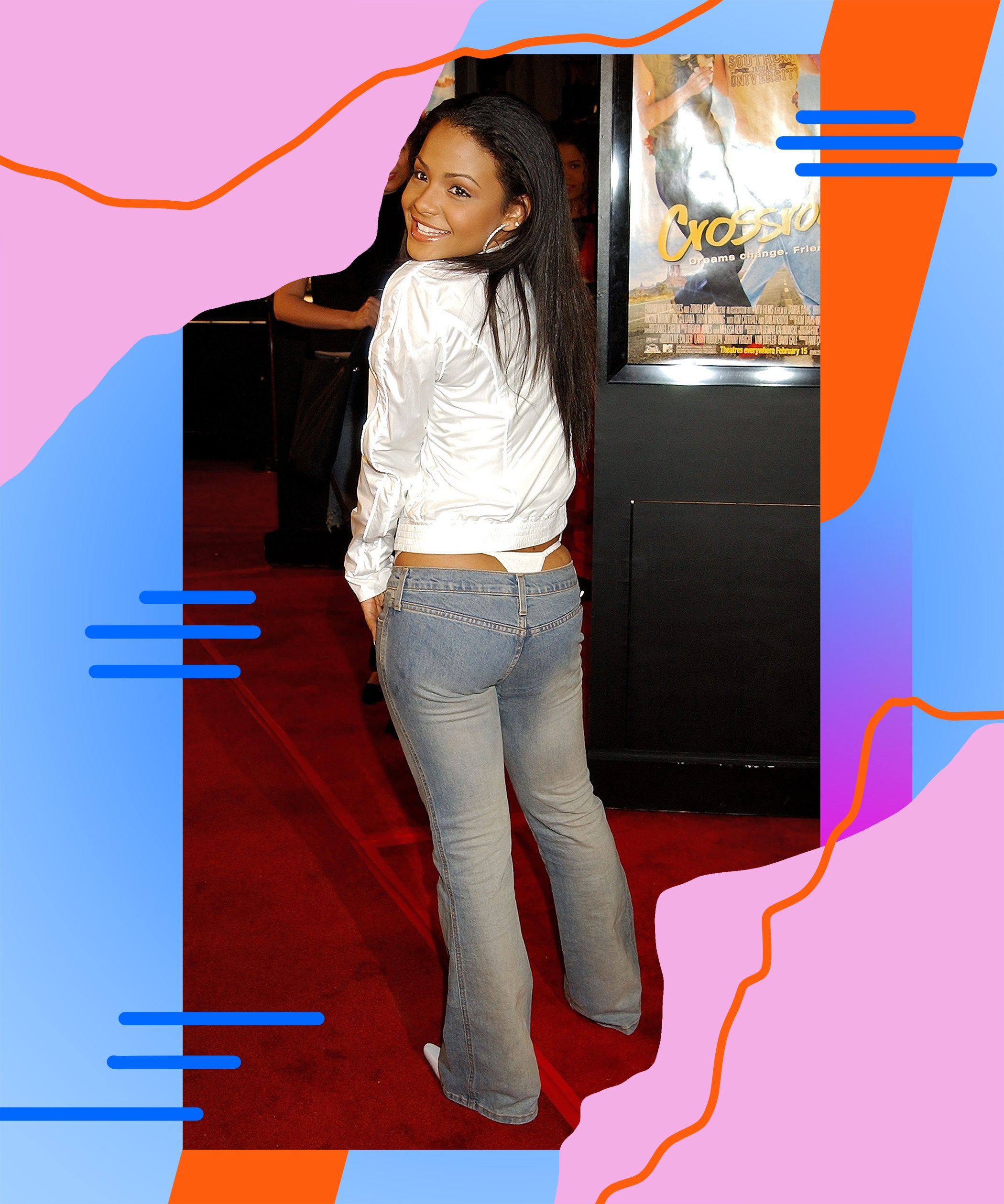 Low-Rise Jeans Are Officially Back. Who Will Be Wearing Them?