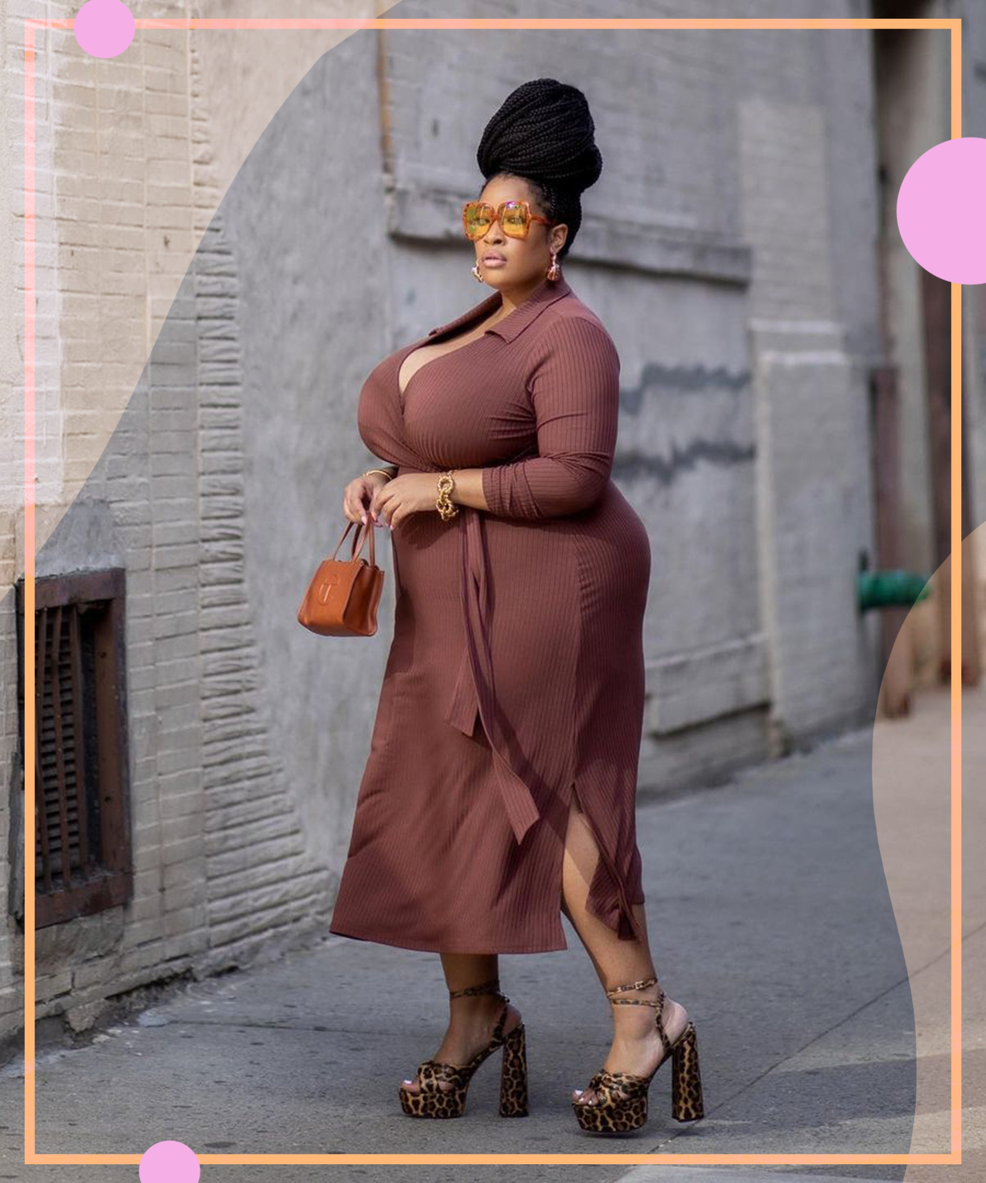 #FatBabesInLuxury Is Trending. Here's What It Means To Plus-Size Creators
