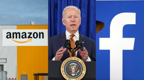 Tech giants back Biden's plan to charge them more tax, but loopholes are the industry's ace in the hole