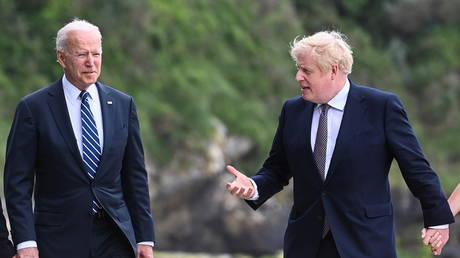 Joe Biden and Boris Johnson sign 'New Atlantic Charter', but the world may have moved on