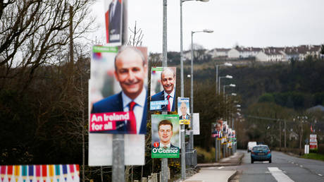 Ireland's major political parties investigated by privacy watchdog after admitting to using fake pollsters during elections