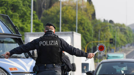 Bomb found in Italian official's car close to Euro 2020 host stadium in Rome