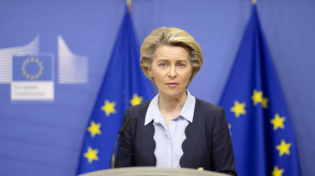Brussels to assess if Hungary's new ban on sharing LGBT content with under-18s breaches EU law – von der Leyen