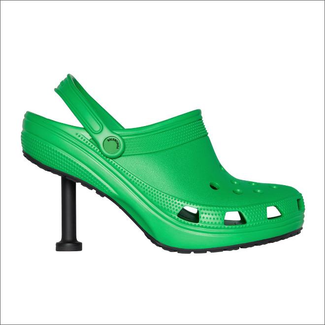 You Will Soon Be Able To Buy Balenciaga Stiletto Crocs