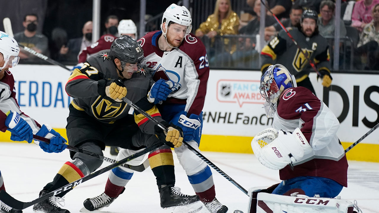 Battle-tested Golden Knights confident ahead of Game 6 vs. Avalanche