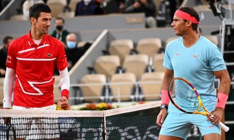 Novak Djokovic v Rafael Nadal: French Open 2021 semi-final – live!