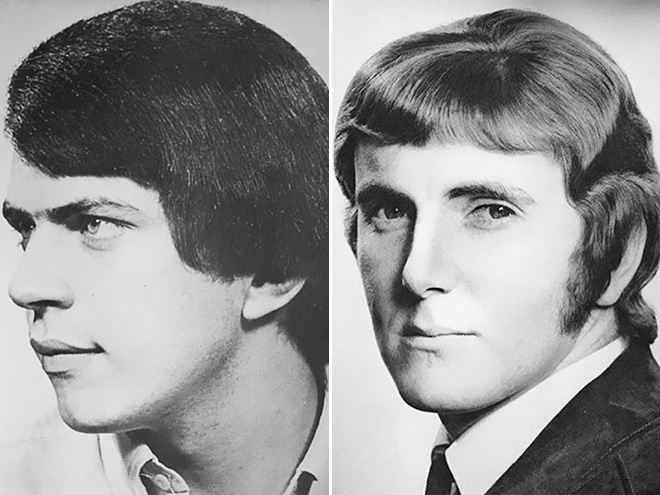 1970s men's hairstyles.