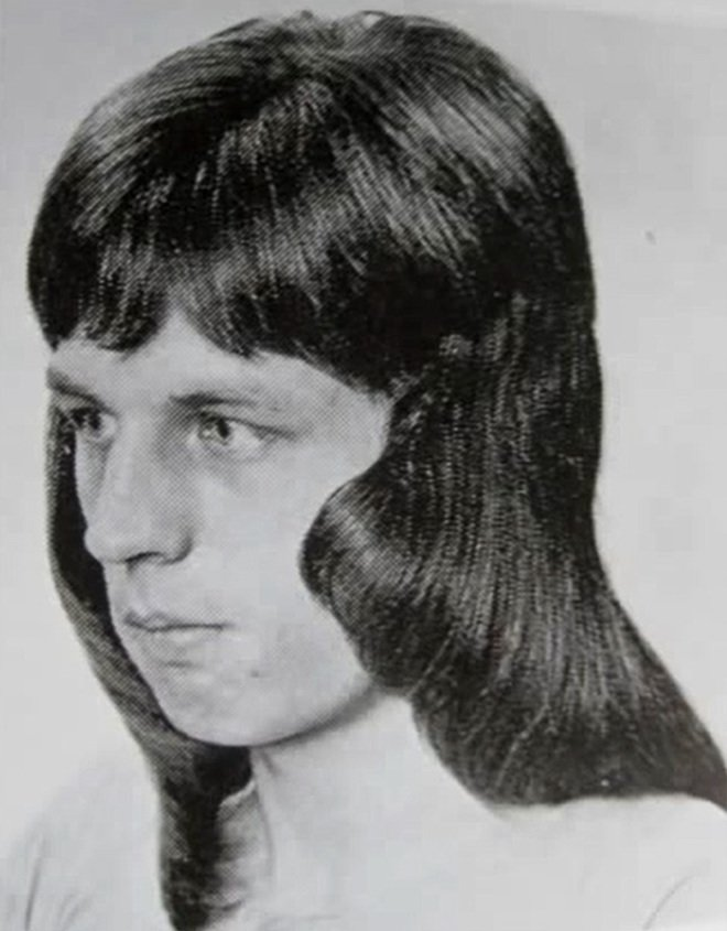 Hilariously Bad Men's Hairstyles of The 1970s