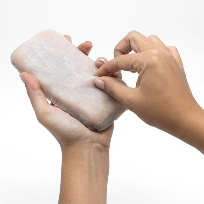 Human skin phone case.