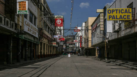 Philippines to extend nighttime curfew in capital Manila as Covid-19 cases soar and strict lockdown looms