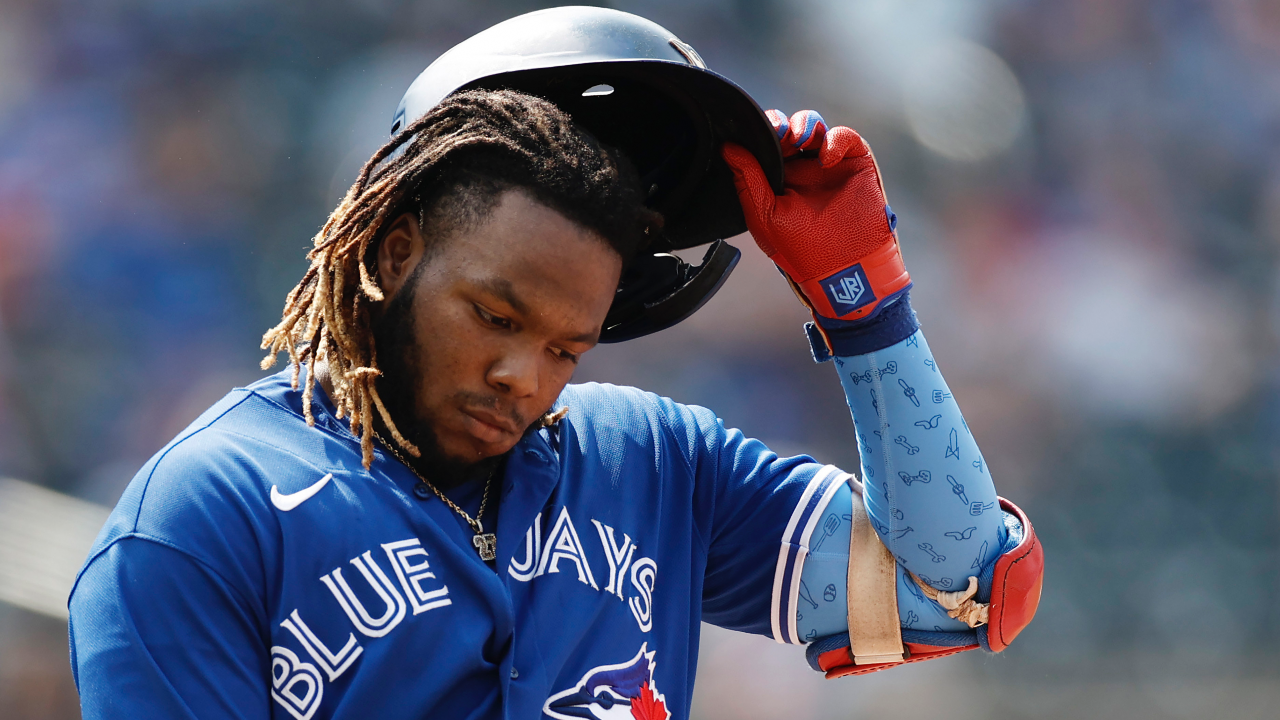 Blue Jays' playoff odds sink to season-low 4.4 per cent amid recent slump