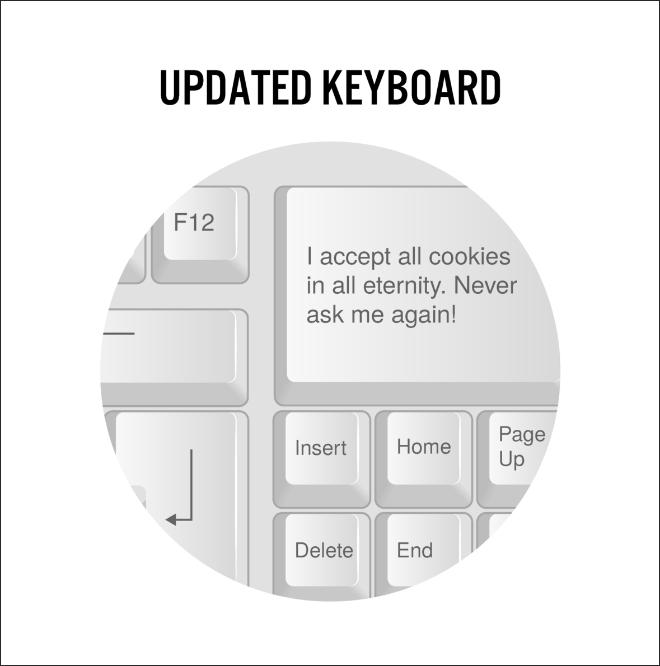 Updated keyboard.