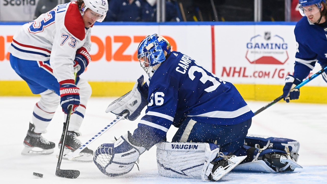 NHL Live Tracker: Canadiens vs. Maple Leafs on Sportsnet and SN NOW