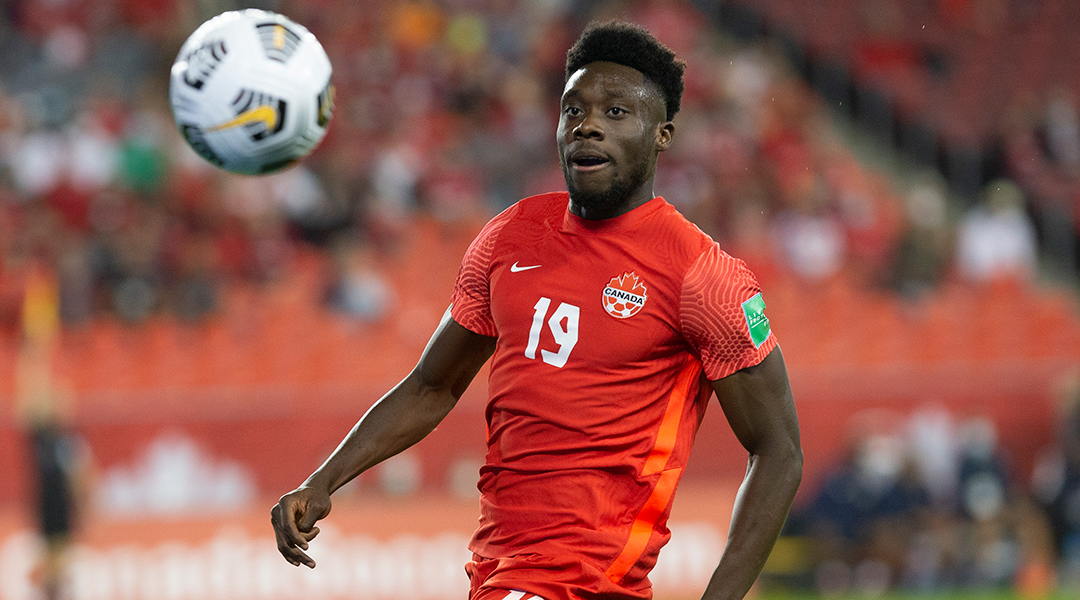 Davies lays down marker in Canada win over Panama in World Cup qualifying