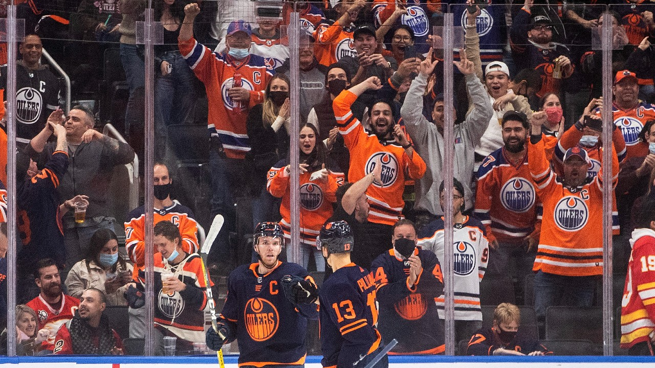Early Oilers results have fans believing this season could be different