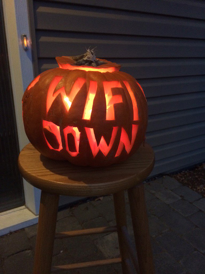The Scariest Halloween Pumpkin Ideas Ever